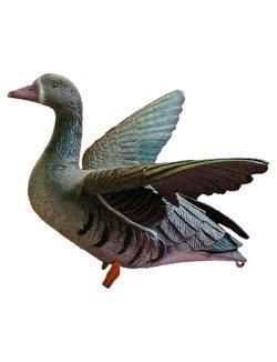Изображение Sport Plast чучело машущего крыльями белолобого гуся, 1 шт