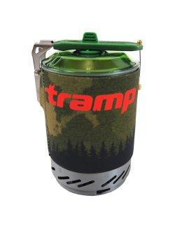 Изображение Система для приготовления пищи Tramp 0,8 л (оливковый)