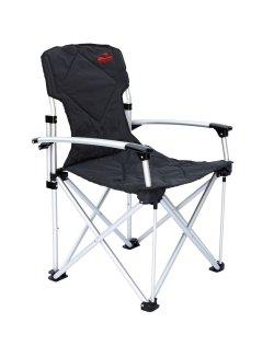 Изображение Кресло раскладное с жесткими подлокотниками