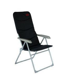 Изображение Кресло складное регулируемое, алюминий