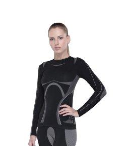 Изображение Destroyer футболка с длинным рукавом женская Snowboard-Ski