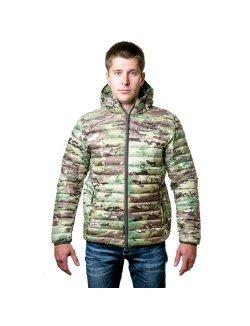 Изображение Tramp куртка утепленная Urban (мультикам)