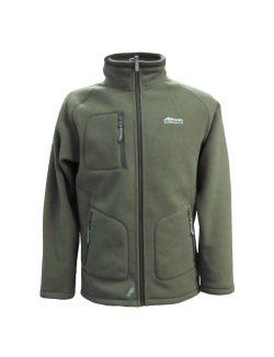 Изображение Tramp мужская куртка Алатау (зеленый/серый)