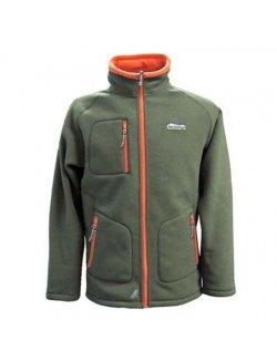 Изображение Tramp мужская куртка Алатау (коричневый/оранжевый)