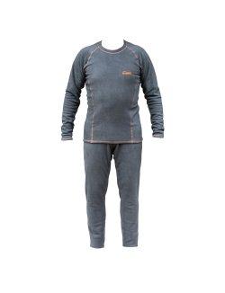 Изображение Tramp комплект термобелья Comfort Fleece (серый)