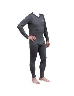Изображение Tramp комплект термобелья Warm Soft (серый)