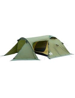 Изображение Палатка Cave 3 (V2) зеленый