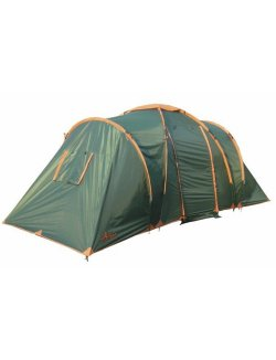Изображение Totem палатка Hurone 4 V2 (зеленый)