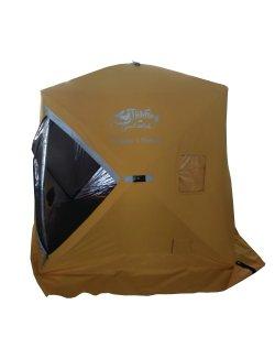 Изображение Tramp палатка IceFisher3 Thermo (желтый)