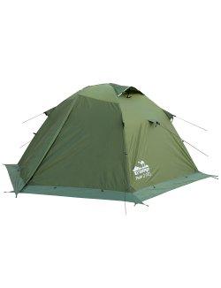 Изображение Палатка Peak 2 (V2) зеленый
