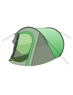 Изображение Палатка Totem POP Up 2 (V2)