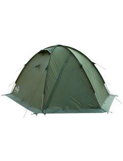 Изображение Палатка Rock 3 (V2) зеленый