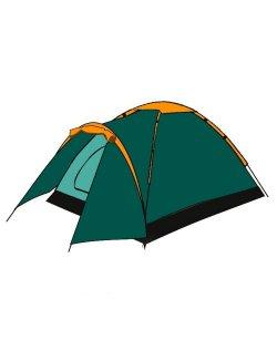 Изображение Палатка Totem Summer 4 Plus (V2)