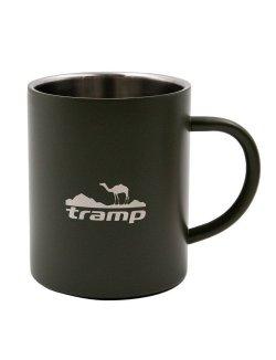 Изображение Tramp термокружка TRC-010.12, 400 мл оливковый