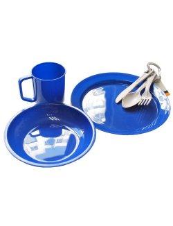 Изображение Набор посуды пластиковой TRC-047
