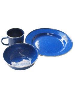 Изображение Набор посуды эмалированой TRC-074