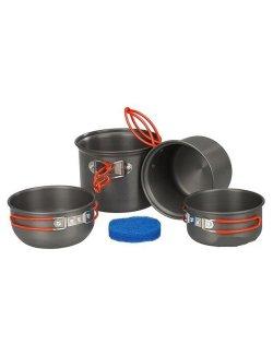 Изображение Набор посуды TRC-075