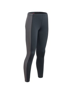 Изображение Bask Co Брюки Slim Fit Pon Lady Pants (серый/темно-серый)
