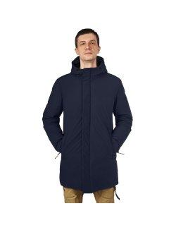 Изображение Bask Co Пальто пух ICEBERG LUX (темно-синий)