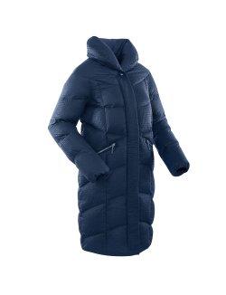 Изображение Bask Пальто женское пуховое Luna (темно-синий)