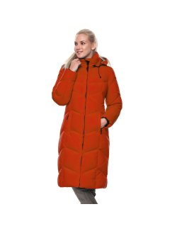 Изображение Bask Пальто пух Snowflake (красный)