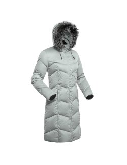 Изображение Bask Пальто пух Snowflake (серый)