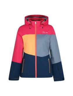 Изображение Dare2b женская куртка Indestruct Jacket (розовый)