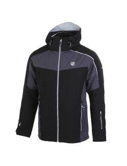 Изображение Dare2b куртка мужская Intermit Jacket (черный/серый)