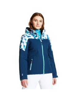Изображение Dare2b куртка женская Purview (синий)
