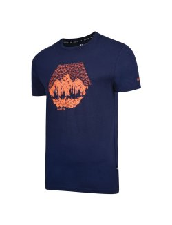 Изображение Dare2b футболка муж. Transferal Tee (синий)