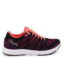 Изображение Dare2b ботинки жен. Womens Infuze (черный/темно-фиолетовый)