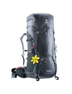 Изображение Deuter рюкзак Aircontact Lite 60+10 SL (графит/черный)
