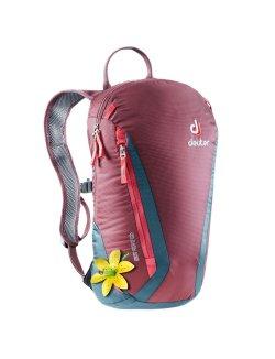 Изображение Deuter рюкзак Gravity Pitch 12 SL (бордовый/морская волна)