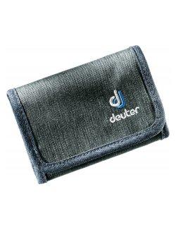 Изображение Deuter Кошелек Travel Wallet (черный меланж)