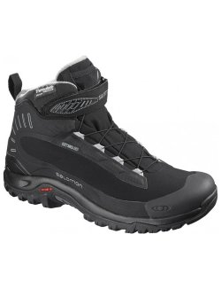 Изображение Salomon ботинки DEEMAX 3 TS WP (black/black/alloy )