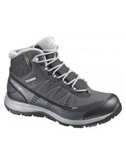 Изображение Salomon ботинки KAINA CS WP 2 W (black/asphal)