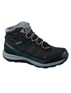Изображение Salomon ботинки KAINA CS WP W (black/asphalt )