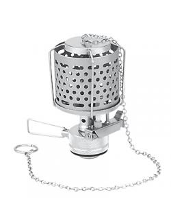 Изображение Лампа туристическая с металическим плафоном