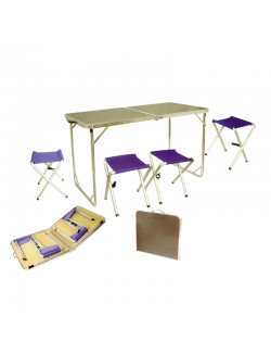Изображение Мебель набор в кейсе TRF-005