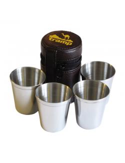 Изображение Набор стальных стаканов TRC-076