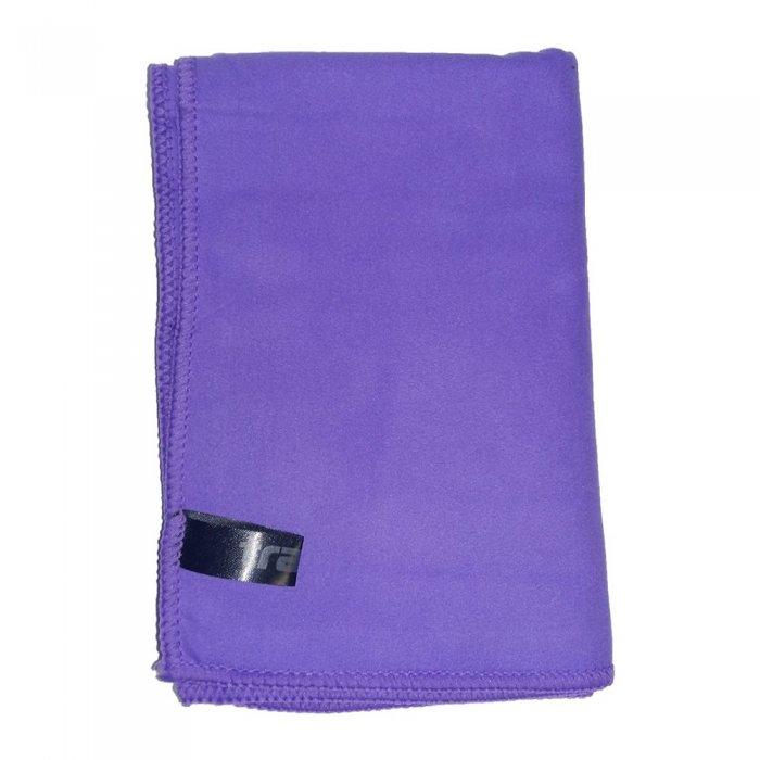 Tramp полотенце туристическое Енисей (Фиолетовый)