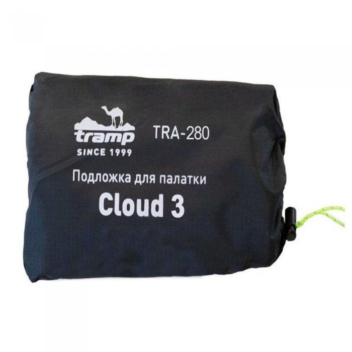 Tramp подложка для палатки Cloud 3 Si