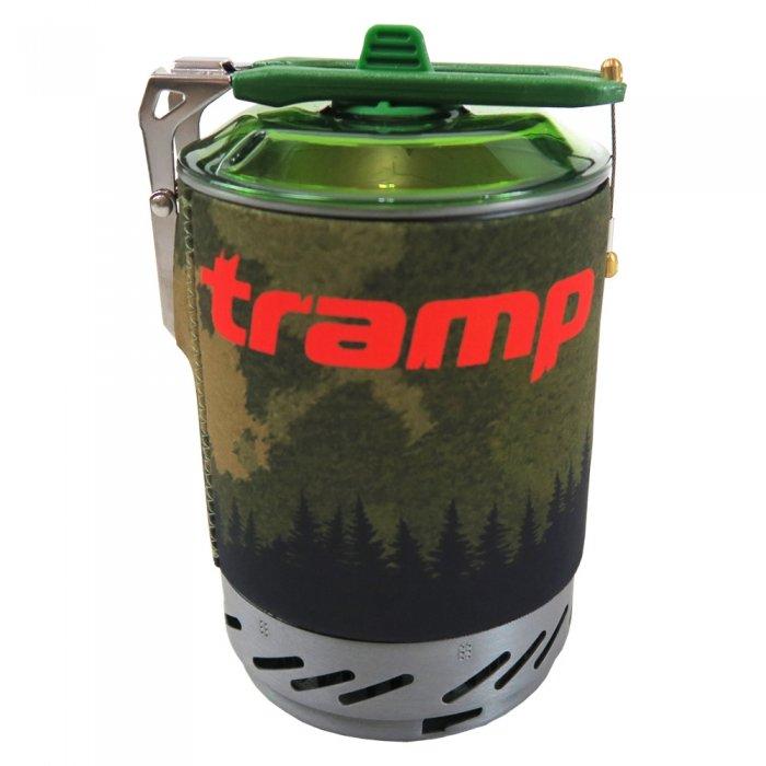 Система для приготовления пищи Tramp 1л. (оливковый)