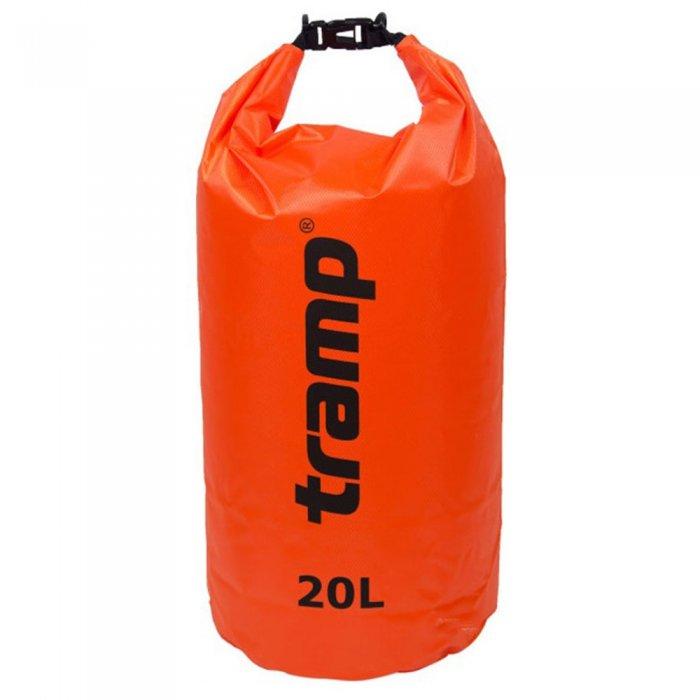 Tramp гермомешок ПВХ Diamond RipStop 20 л (оранжевый)