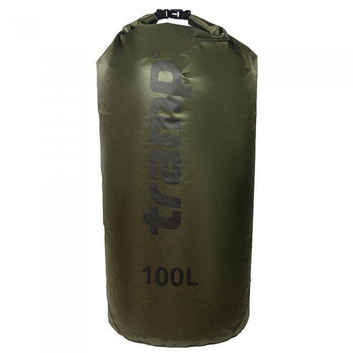 Tramp гермомешок ПВХ Diamond RipStop 100 л (оливковый)