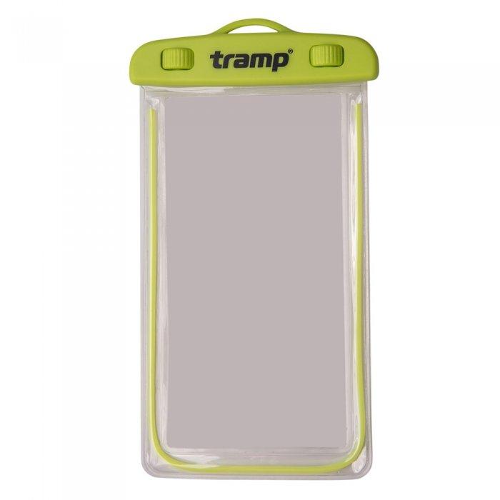 Tramp гермопакет для мобильного телефона (флуоресцентный)