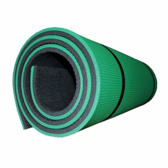 Ковер туристический Optima Light S10 (серый/зеленый)