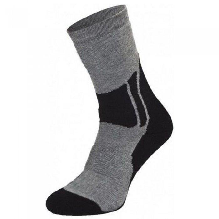 Tramp носки Outdoor Walking (серый/черный)