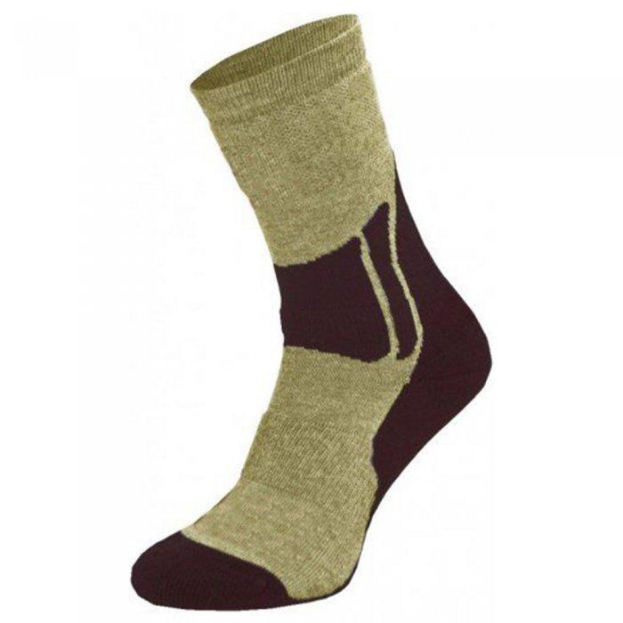 Tramp носки Outdoor Walking (бежев/шоколад)