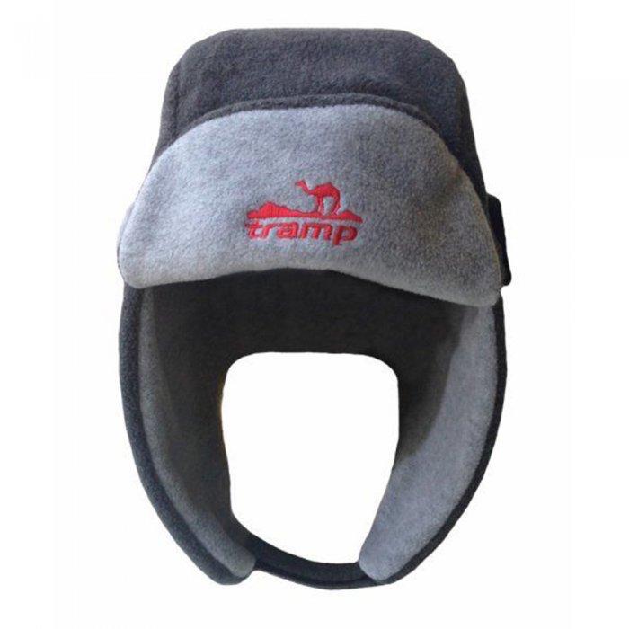 Tramp шапка зимняя (серый)